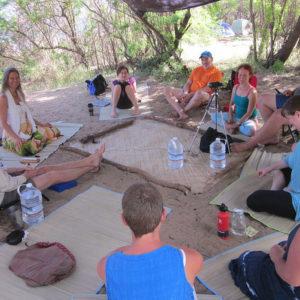 Camping Retreats